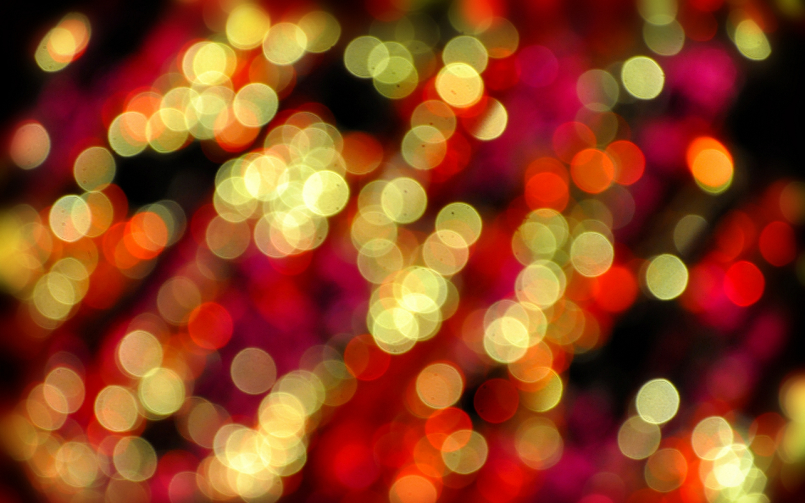 Christmas Lights Bokeh Wallpaper 24367 25027 Hd Wallpapers