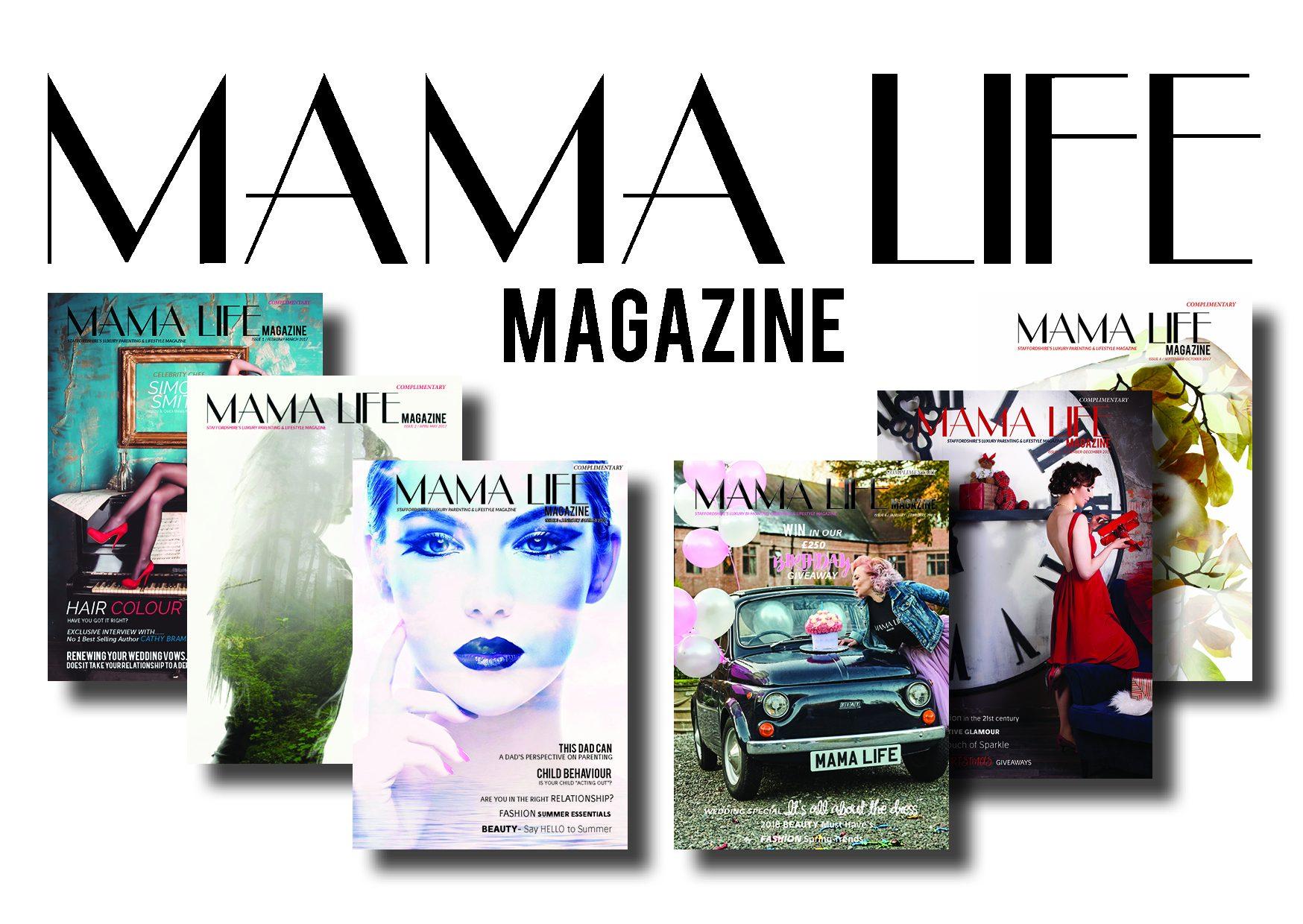 magazine mama life