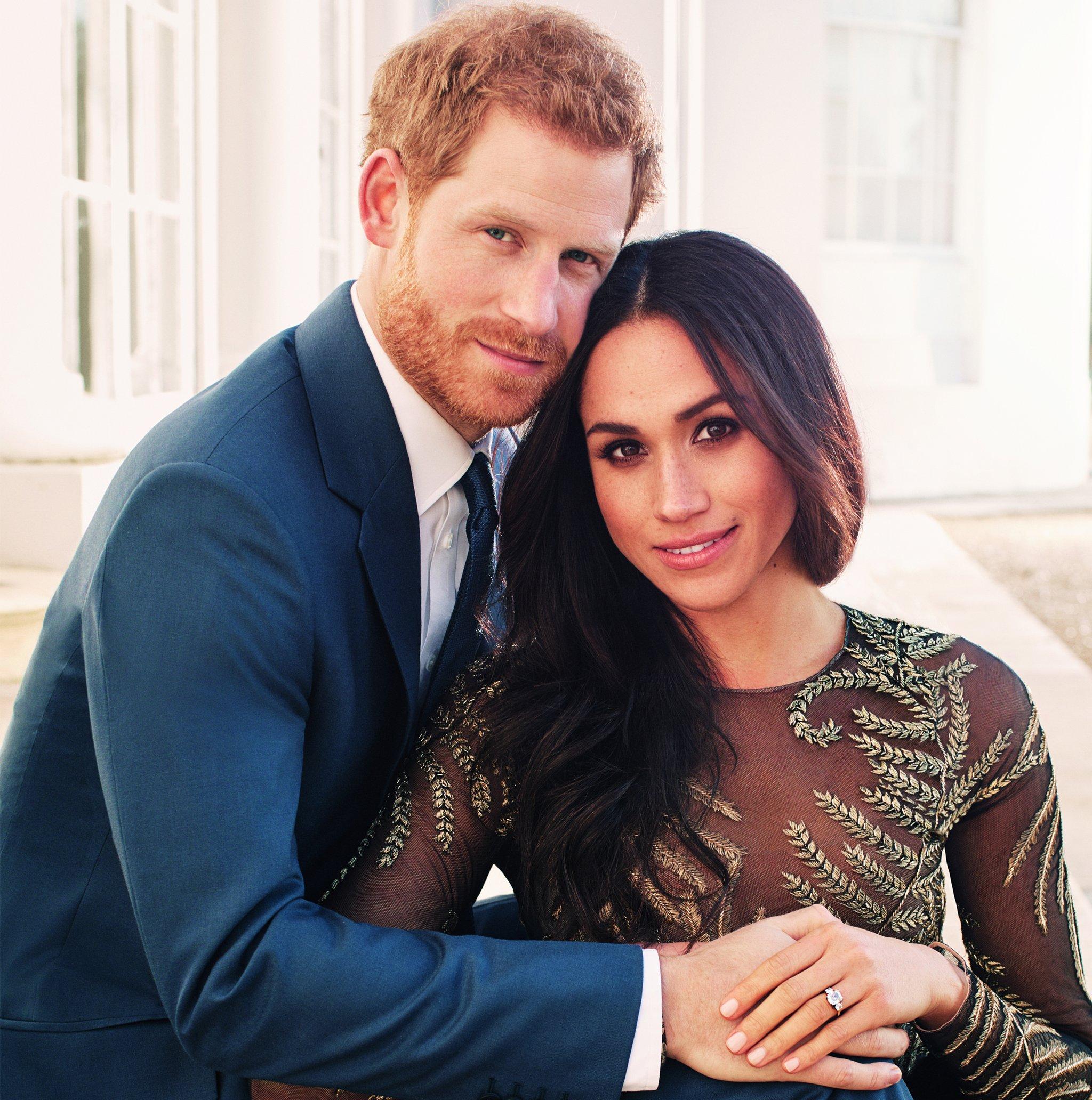 Harry & Meghan, royal wedding