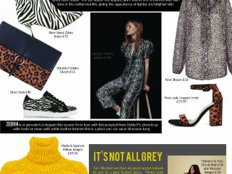 fashion, women, autumn, 2018, leopard print, animal print