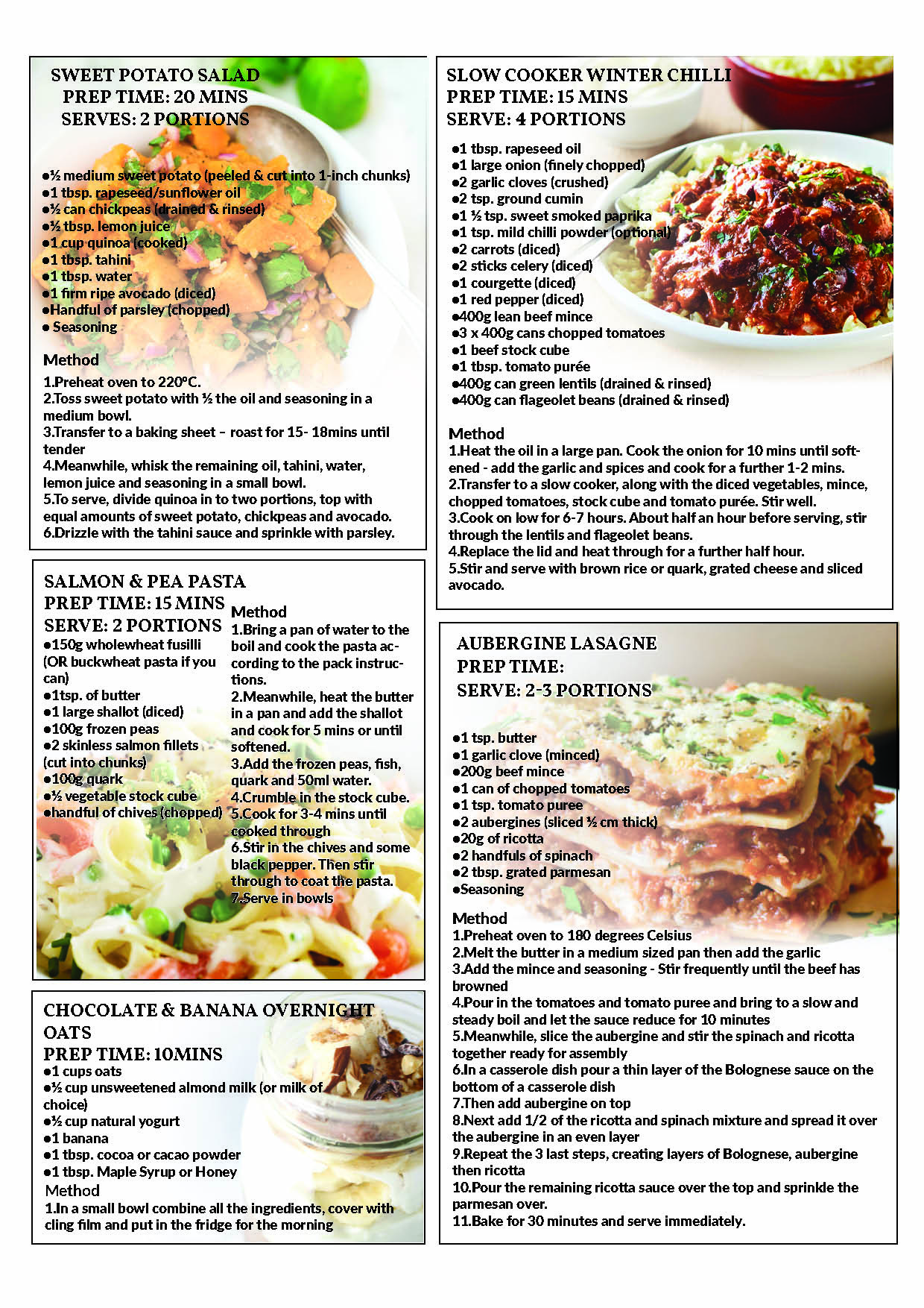 food, meal plan,recipes