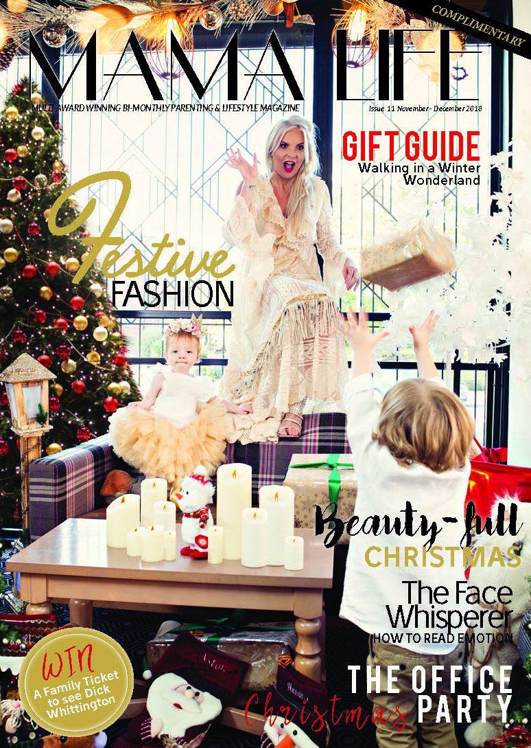 Mama Life Magazine, Christmas